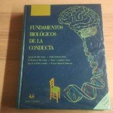 Second hand books - Fundamentos Biológicos de la conducta. Sanz y Torres - 150321104