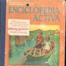Libros de segunda mano: FEDERICO TORRES : ENCICLOPEDIA ACTIVA GRADO DE INICIACIÓN (HERNANDO, 1944). Lote 142267382