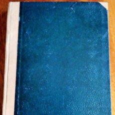 Libros de segunda mano: LATÍN: MANUAL DE GRAMÁTICA. SINTAXIS. AÑOS 50. Lote 184805952