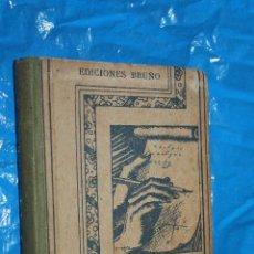 Libros de segunda mano: ALGEBRA Y TRIGONOMETRIA, EDICIONES BRUÑO, 3ª EDICION 1943. Lote 143045310