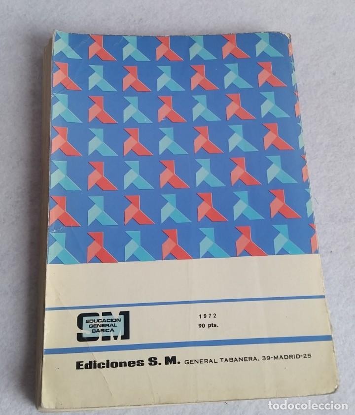 Libros de segunda mano: LENGUAJE 4º. EGB. EDICIONES SM. 1974. LIBRO DE TEXTO. - Foto 7 - 147767926
