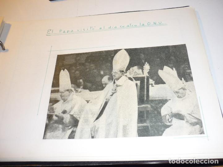Libros de segunda mano: CUADERNO MANUSCRITO ESCOLAR *INTERPRETACIÓN POLÍTICA DE LA HISTORIA DE ESPAÑA* - 1964 - Foto 10 - 143936306