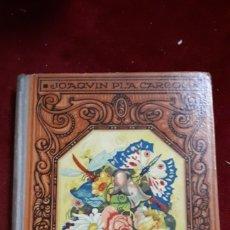 Libros de segunda mano: ELEMENTOS DE CIENCIAS FISICO NATURALES. 1935. DALMAU CARLES, PLA.. Lote 144564226