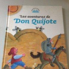 Libros de segunda mano: LAS AVENTURAS DE DON QUIJOTE. Lote 144909358