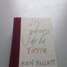 Libros de segunda mano: LOS PILARES DE LA TIERRA. Lote 144910048