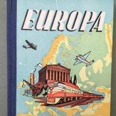 Libros de segunda mano: LIBRO EUROPA, SEGUNDO MANUSCRITO DEL MÉTODO COMPLETO DE LECTURA DE D. JOSÉ DALMÁU CARLES. Lote 145513318