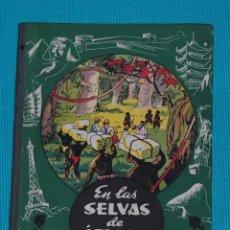 Libros de segunda mano: EN LAS SELVAS DE ÁFRICA. Lote 145659154