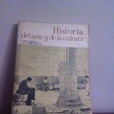 Libros de segunda mano: HISTORIA DEL ARTE Y DE LA CULTURA 6 BACHILLER 1974. Lote 145974636
