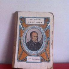 Libros de segunda mano: LIBRO DE LECTURA. ESCOLAPIOS. 1928. Lote 152045102