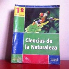 Libros de segunda mano: CIENCIAS DE LA NATURALEZA ED.OXFORD 2007. Lote 145992852