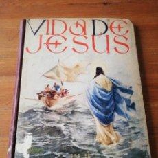 Libros de segunda mano: VIDA DE JESUS. LIBRO DE LECTURA PARA NIÑOS. 1948. LUÍS SANZ BURATA.. Lote 146088526