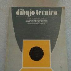 Libros de segunda mano: LIBRO DE TEXTO DE DIBUJO TÉCNICO, ANAYA MANUALES DE ORIENTACIÓN UNIVERSITARIA. Lote 146122297