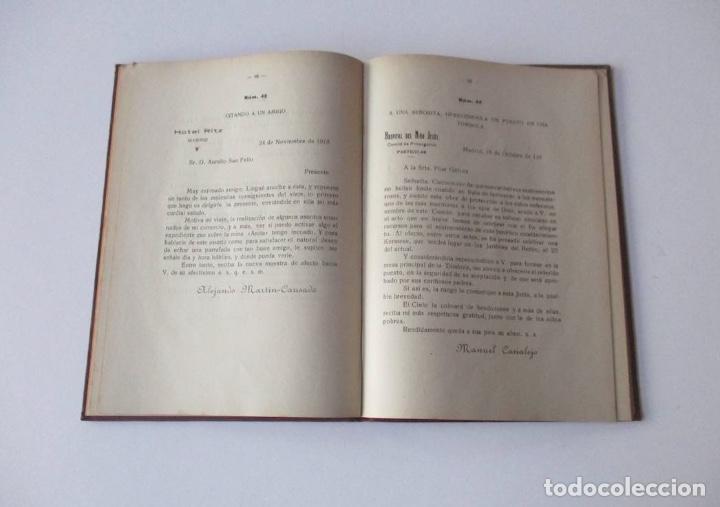 Libros de segunda mano: CORRESPONDENCIA GENERAL - SISTEMA COTS - EJEMPLAR AUTOGRAFIADO POR EL AUTOR - Foto 4 - 146452438