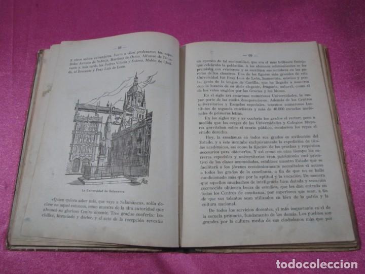 Libros de segunda mano: VIAJANDO POR ESPAÑA , ANTONIO J. ONIEVA . HIJOS DE SANTIAGO RODRIGUEZ - Foto 4 - 146475922