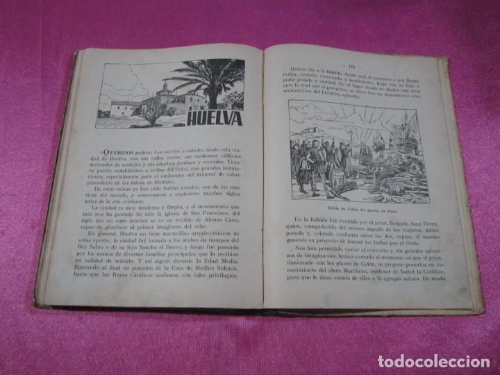 Libros de segunda mano: VIAJANDO POR ESPAÑA , ANTONIO J. ONIEVA . HIJOS DE SANTIAGO RODRIGUEZ - Foto 9 - 146475922