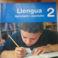Libros de segunda mano: LLENGUA 2 APRENEM I ESCRIVIM - 2007 -ED. EDEBE PRIMARIA. Lote 146537498