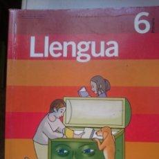 Libros de segunda mano: LLENGUA 6 - PRIMARIA - AÑO 2008 -ED. SANTILLANA. Lote 146537582