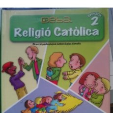 Libros de segunda mano: RELIGIO CATOLICA 2 - PRIMARIA - AÑO 2006 - ED. CADI . Lote 146539214
