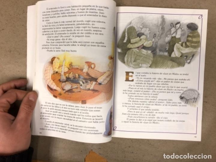 Libros de segunda mano: LAS TRES PALABRAS MÁGICAS. FANTASÍA Y LECTURA 4º EGB. SANTILLANA EDITORES 1983. - Foto 7 - 146558622