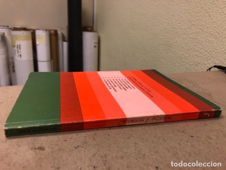 Libros de segunda mano: LAS TRES PALABRAS MÁGICAS. FANTASÍA Y LECTURA 4º EGB. SANTILLANA EDITORES 1983. - Foto 11 - 146558622