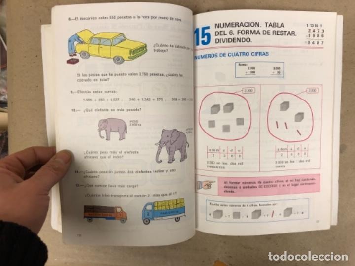 Libros de segunda mano: MATEMÁTICAS 3º, 4º y 5º DE EGB. EDICIONES ANAYA 1987. - Foto 9 - 146559730