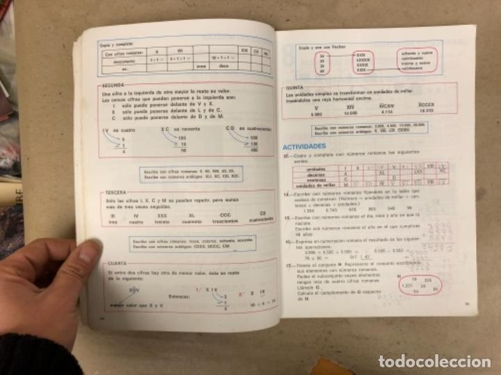 Libros de segunda mano: MATEMÁTICAS 3º, 4º y 5º DE EGB. EDICIONES ANAYA 1987. - Foto 15 - 146559730