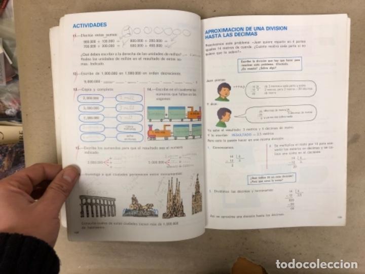 Libros de segunda mano: MATEMÁTICAS 3º, 4º y 5º DE EGB. EDICIONES ANAYA 1987. - Foto 17 - 146559730