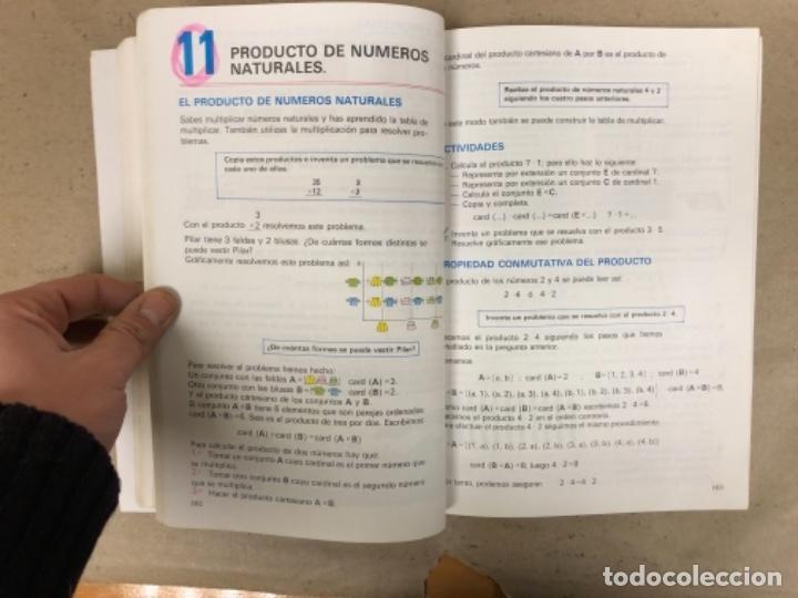 Libros de segunda mano: MATEMÁTICAS 3º, 4º y 5º DE EGB. EDICIONES ANAYA 1987. - Foto 27 - 146559730