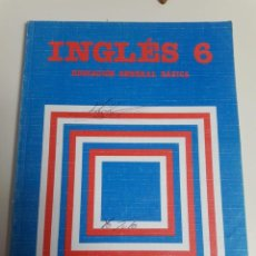 Second hand books - Inglés 6 EGB. ANAYA. - 146948526