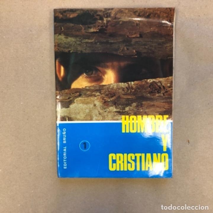 Libros de segunda mano: LOTE DE 4 LIBROS DE RELIGIÓN (1º, 2º, 3º y 4º CURSO). EDITORIAL BRUÑO 1969/70/71. - Foto 2 - 147046394