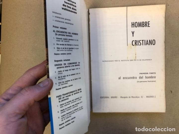 Libros de segunda mano: LOTE DE 4 LIBROS DE RELIGIÓN (1º, 2º, 3º y 4º CURSO). EDITORIAL BRUÑO 1969/70/71. - Foto 3 - 147046394