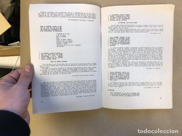 Libros de segunda mano: LOTE DE 4 LIBROS DE RELIGIÓN (1º, 2º, 3º y 4º CURSO). EDITORIAL BRUÑO 1969/70/71. - Foto 5 - 147046394