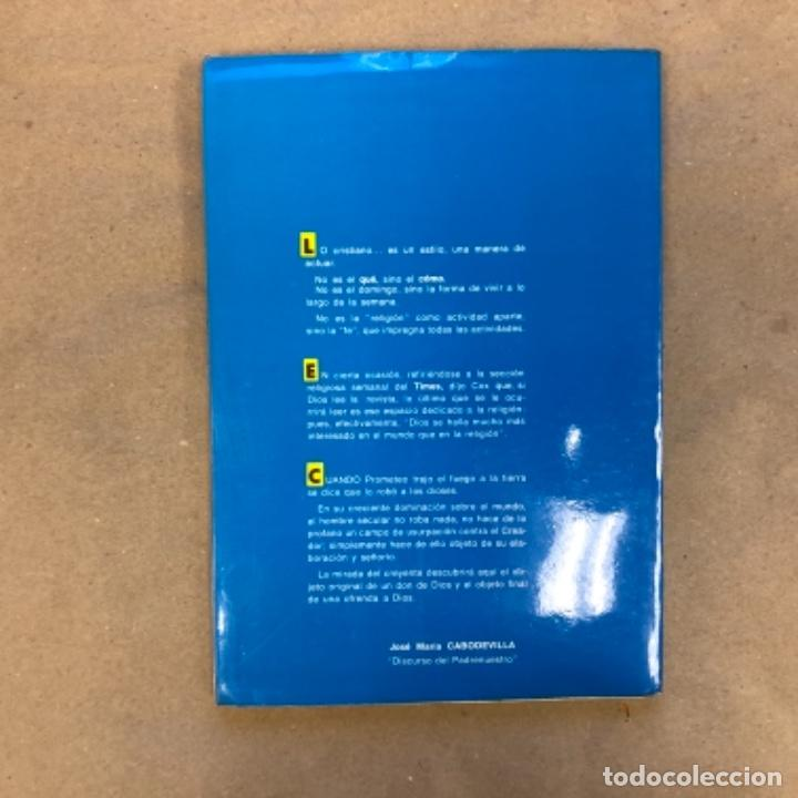 Libros de segunda mano: LOTE DE 4 LIBROS DE RELIGIÓN (1º, 2º, 3º y 4º CURSO). EDITORIAL BRUÑO 1969/70/71. - Foto 7 - 147046394