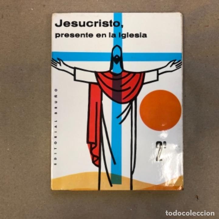 Libros de segunda mano: LOTE DE 4 LIBROS DE RELIGIÓN (1º, 2º, 3º y 4º CURSO). EDITORIAL BRUÑO 1969/70/71. - Foto 8 - 147046394