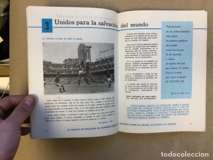 Libros de segunda mano: LOTE DE 4 LIBROS DE RELIGIÓN (1º, 2º, 3º y 4º CURSO). EDITORIAL BRUÑO 1969/70/71. - Foto 10 - 147046394