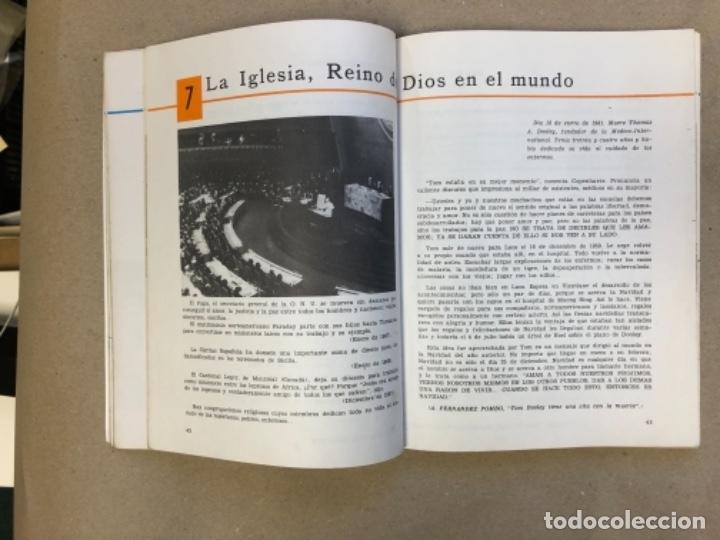 Libros de segunda mano: LOTE DE 4 LIBROS DE RELIGIÓN (1º, 2º, 3º y 4º CURSO). EDITORIAL BRUÑO 1969/70/71. - Foto 11 - 147046394