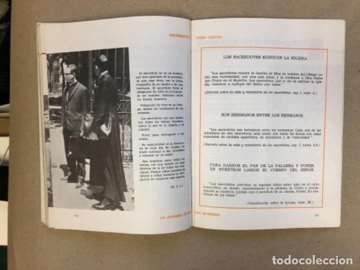 Libros de segunda mano: LOTE DE 4 LIBROS DE RELIGIÓN (1º, 2º, 3º y 4º CURSO). EDITORIAL BRUÑO 1969/70/71. - Foto 14 - 147046394