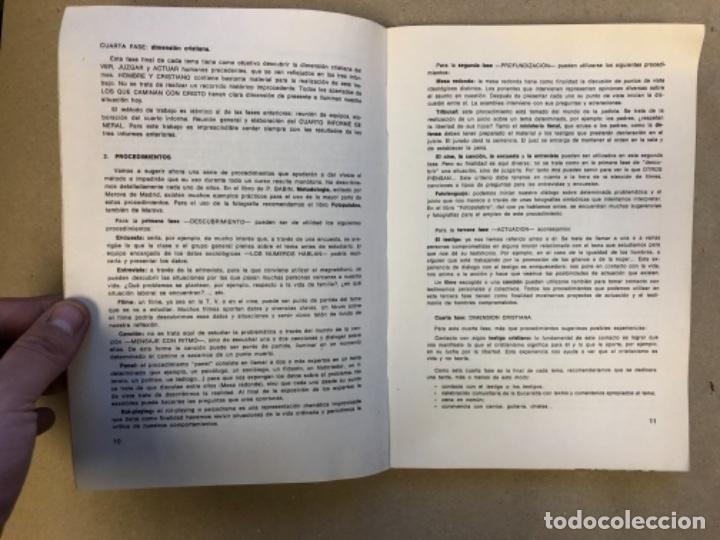 Libros de segunda mano: LOTE DE 4 LIBROS DE RELIGIÓN (1º, 2º, 3º y 4º CURSO). EDITORIAL BRUÑO 1969/70/71. - Foto 16 - 147046394