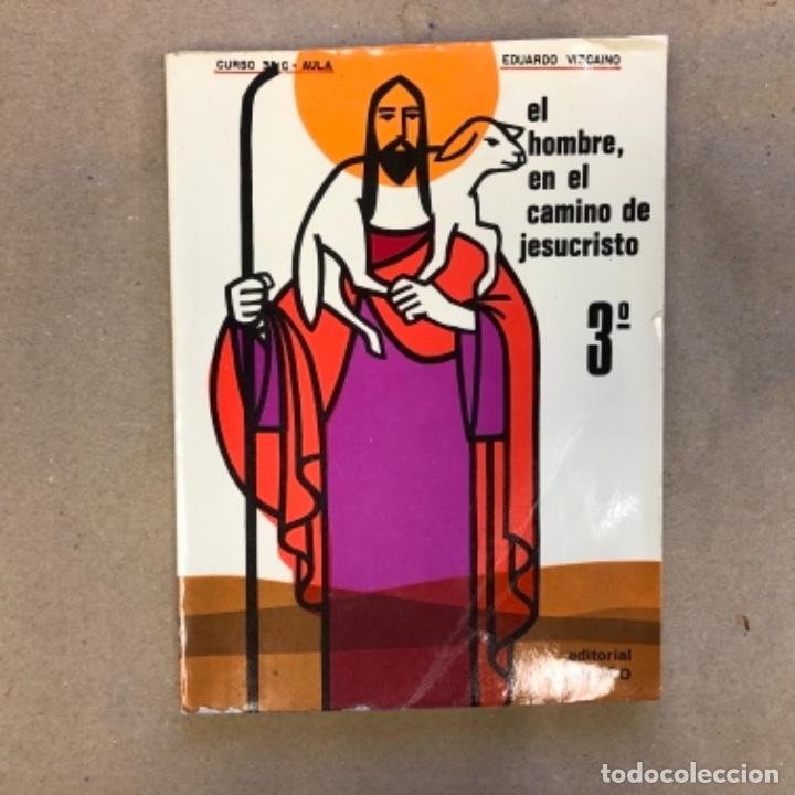 Libros de segunda mano: LOTE DE 4 LIBROS DE RELIGIÓN (1º, 2º, 3º y 4º CURSO). EDITORIAL BRUÑO 1969/70/71. - Foto 17 - 147046394