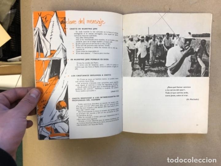 Libros de segunda mano: LOTE DE 4 LIBROS DE RELIGIÓN (1º, 2º, 3º y 4º CURSO). EDITORIAL BRUÑO 1969/70/71. - Foto 19 - 147046394