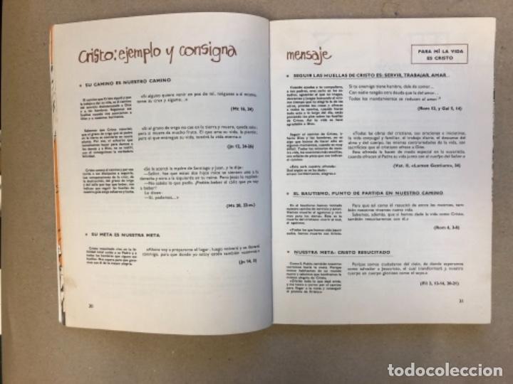 Libros de segunda mano: LOTE DE 4 LIBROS DE RELIGIÓN (1º, 2º, 3º y 4º CURSO). EDITORIAL BRUÑO 1969/70/71. - Foto 20 - 147046394