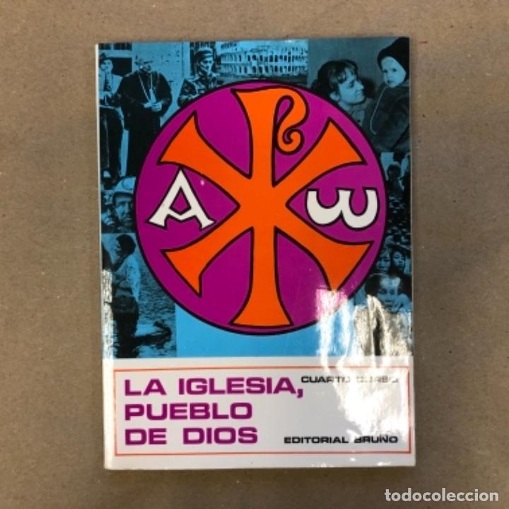 Libros de segunda mano: LOTE DE 4 LIBROS DE RELIGIÓN (1º, 2º, 3º y 4º CURSO). EDITORIAL BRUÑO 1969/70/71. - Foto 26 - 147046394