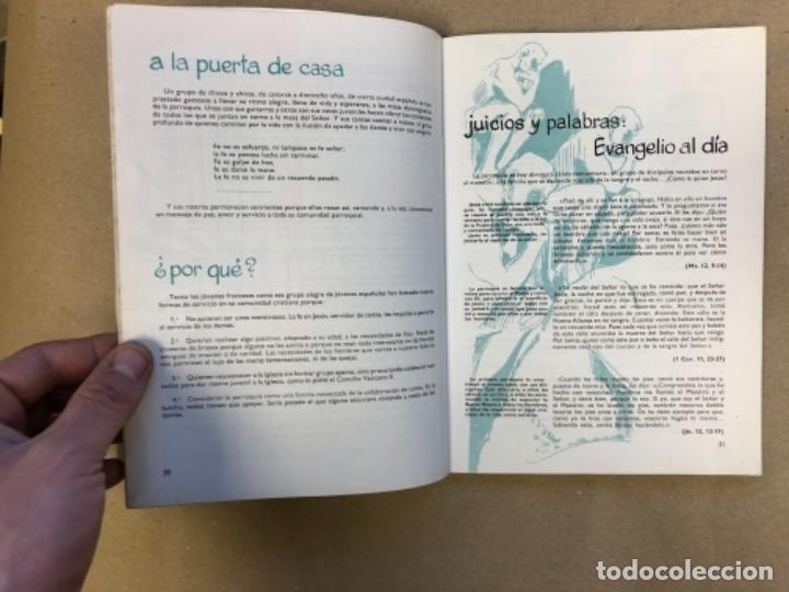 Libros de segunda mano: LOTE DE 4 LIBROS DE RELIGIÓN (1º, 2º, 3º y 4º CURSO). EDITORIAL BRUÑO 1969/70/71. - Foto 29 - 147046394