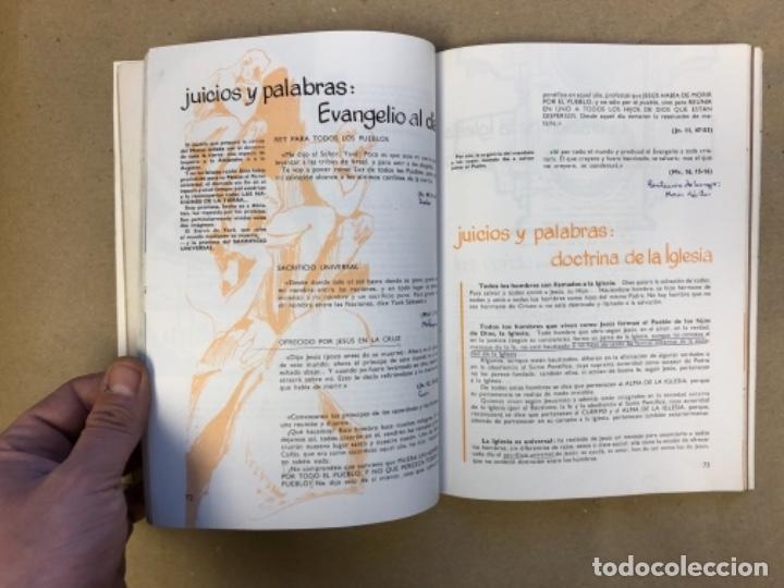 Libros de segunda mano: LOTE DE 4 LIBROS DE RELIGIÓN (1º, 2º, 3º y 4º CURSO). EDITORIAL BRUÑO 1969/70/71. - Foto 30 - 147046394