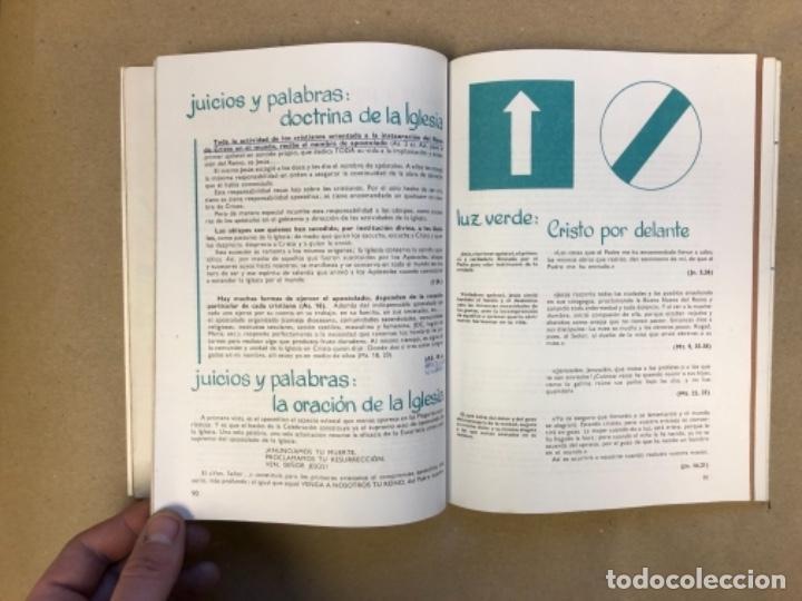 Libros de segunda mano: LOTE DE 4 LIBROS DE RELIGIÓN (1º, 2º, 3º y 4º CURSO). EDITORIAL BRUÑO 1969/70/71. - Foto 31 - 147046394