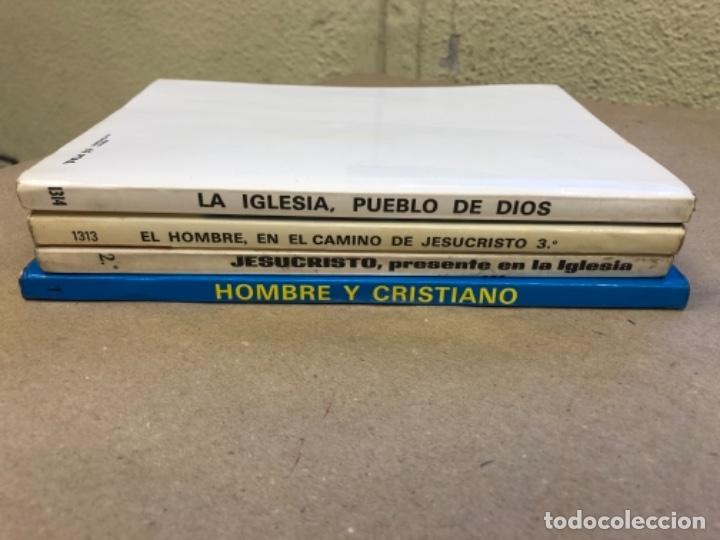 Libros de segunda mano: LOTE DE 4 LIBROS DE RELIGIÓN (1º, 2º, 3º y 4º CURSO). EDITORIAL BRUÑO 1969/70/71. - Foto 34 - 147046394