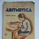 Libros de segunda mano: ARITMÉTICA. SEGUNDO GRADO. EZEQUIEL SOLANA. 1942. Lote 147321242