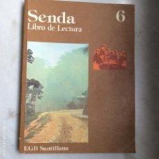 Gebrauchte Bücher - Senda 6 EGB Santillana Perfecto - 147687458