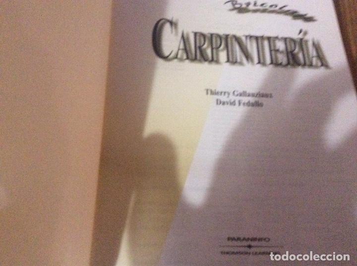 Libros de segunda mano: Carpintería. Bricolaje - GALLAUZIAUX , THIERRY.FEDULLO , DAVID Paraninfo - Foto 2 - 147767994