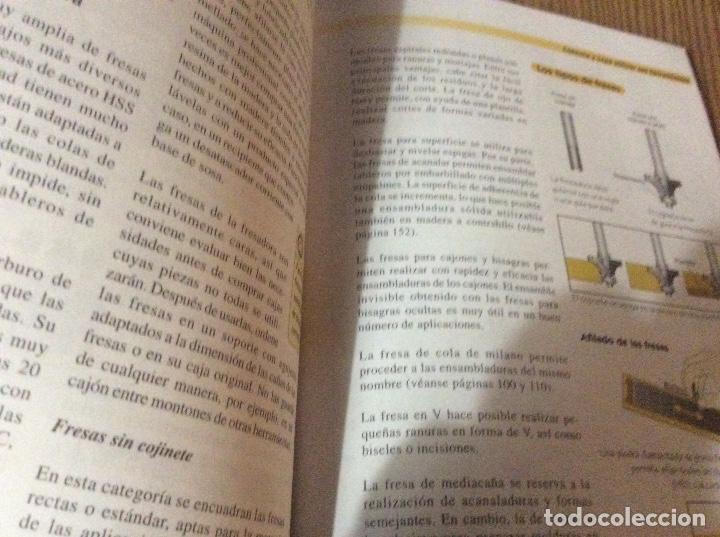 Libros de segunda mano: Carpintería. Bricolaje - GALLAUZIAUX , THIERRY.FEDULLO , DAVID Paraninfo - Foto 6 - 147767994